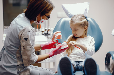 kindvriendelijke tandarts